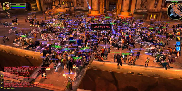 news most popular legacy wow server to reboot after cash theft