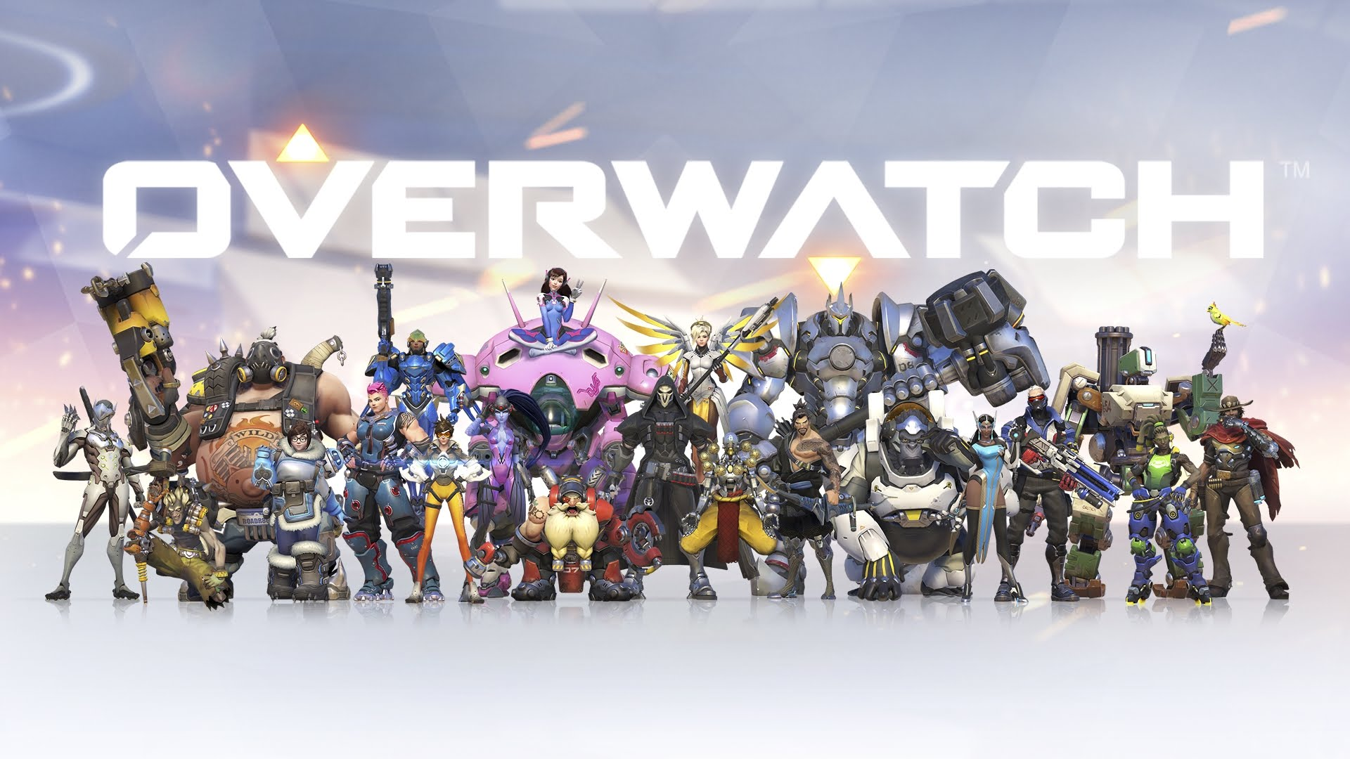 Blizzard Announces Free-To-Play Weekend For Overwatch, Begins September 9