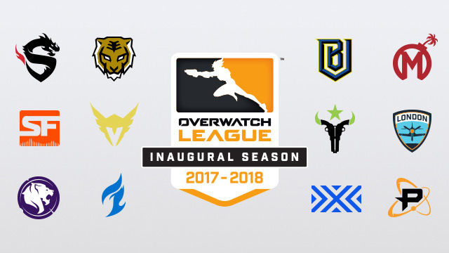 Overwatch League Tab Now Live-Team Skins Available for $5