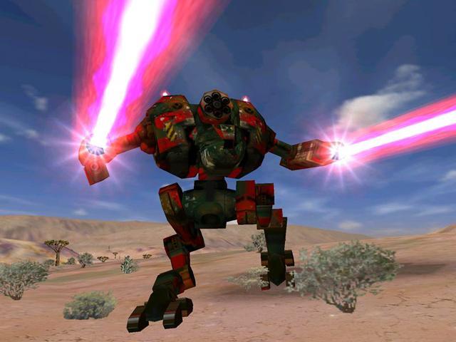 Game Patches: MechWarrior 4 - v2 0 Update | MegaGames