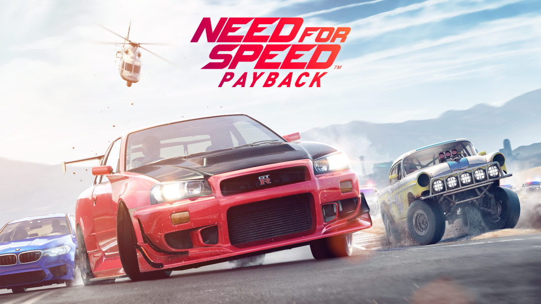 EA's Need for Speed Payback has quietly changed player progression