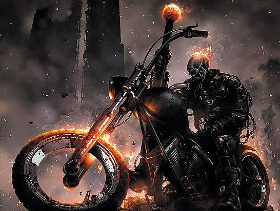 the ghost rider games