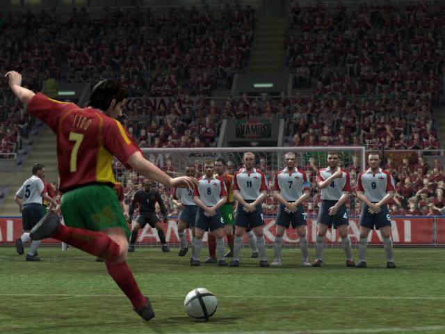 Game Fix / Crack: Pro Evolution Soccer 4 v1 10 ENG NoDVD NoCD