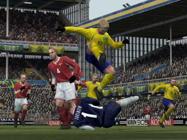 pro evolution soccer 4 pc crack