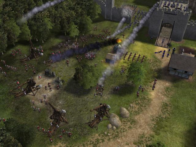 скачать игру Stronghold Legends 2 через торрент - фото 11