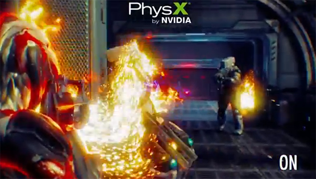 News: New Warframe PhysX Trailer Is Pretty   MegaGames
