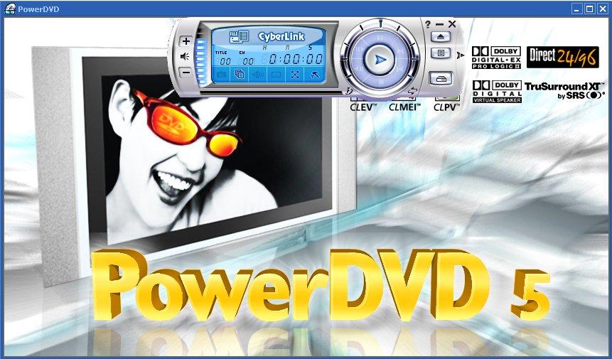 Powerdvd 5