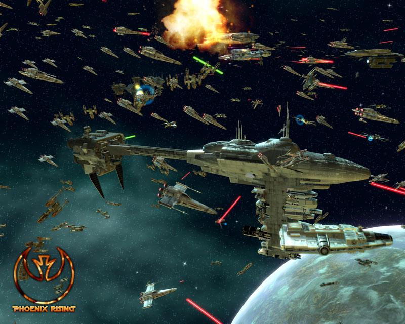 скачать мод на Star War Empire At War - фото 9