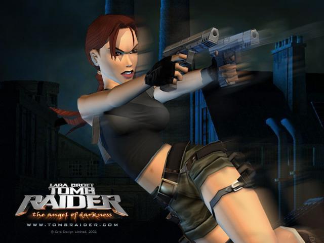 Editorials Pc Tomb Raider - Angel Of Darkness  Megagames-6590