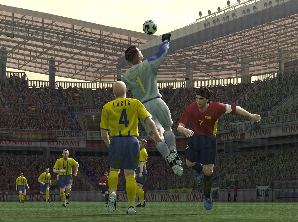 Game Fix / Crack: Pro Evolution Soccer 5 All NoDVD NoCD