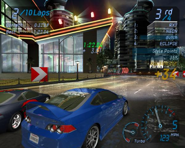 Game Fix / Crack: Need For Speed: Underground v1 4 EURO