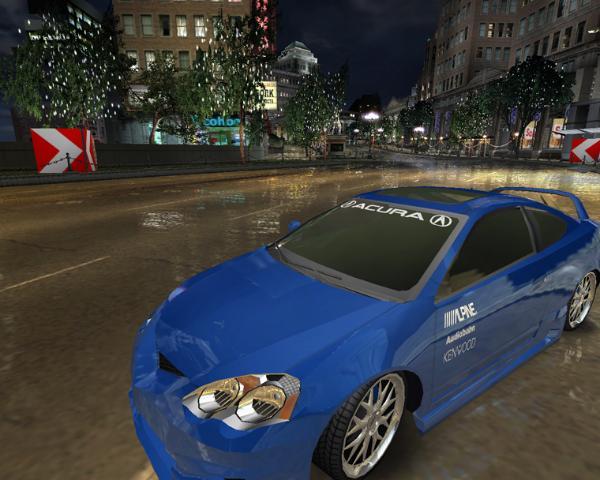 Extalia Need For Speed: Underground 2 v1.2 (+5 Trainer)