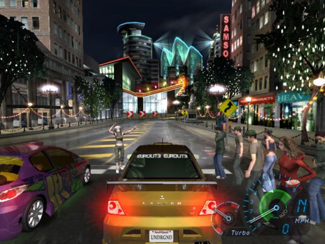 Need for Speed Underground 2 - Trainer Cheats - YouTube