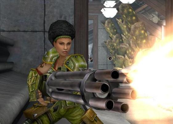 Telecharger unreal tournament 2004.