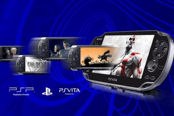 Can You Play PSP On PS Vita Games