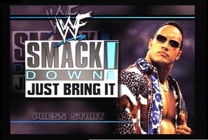 News: WWF Smackdown! Just Bring It   MegaGames