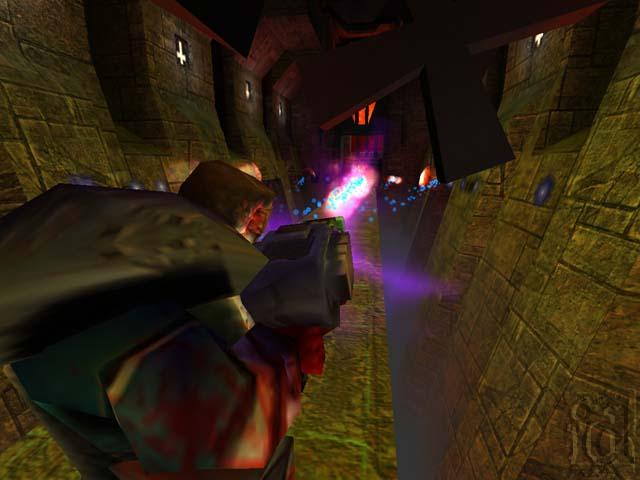 Game Patches: Quake III Arena Point Release (v1 32) Final