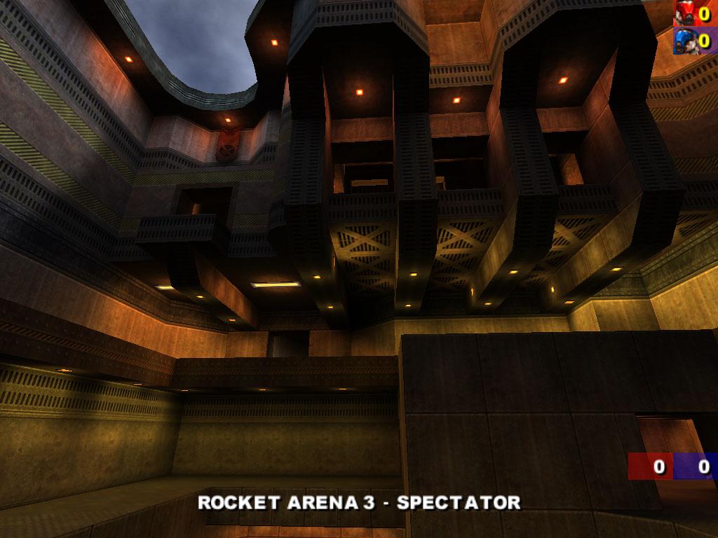 Game Fix / Crack: Quake 3: Arena v1 15c NoDVD NoCD | MegaGames