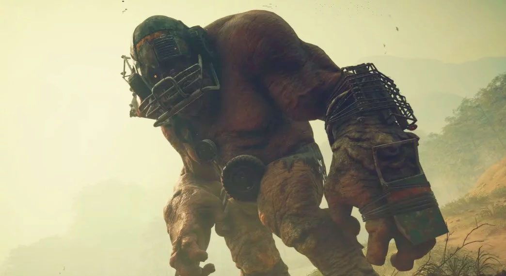 Here's a Rage 2 gameplay trailer to inject into your eyes
