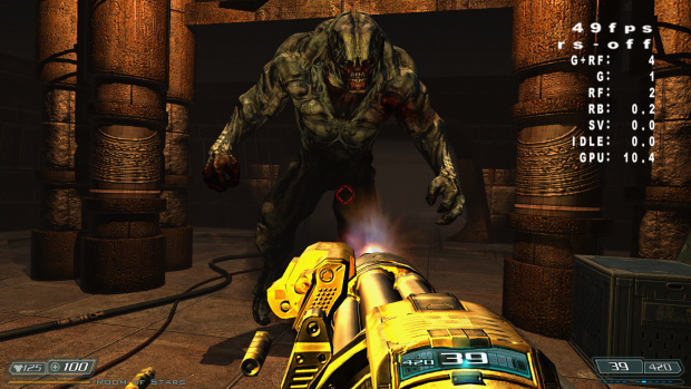 Game Mods: Doom 3 BFG Hi def patch 3 1h | MegaGames