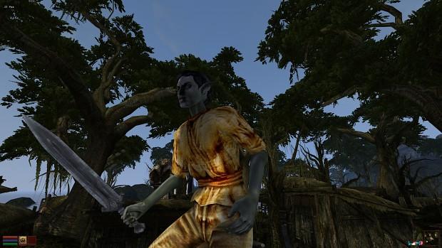 Game Mods: The Elder Scrolls III: Morrowind - Rebirth Mod v1