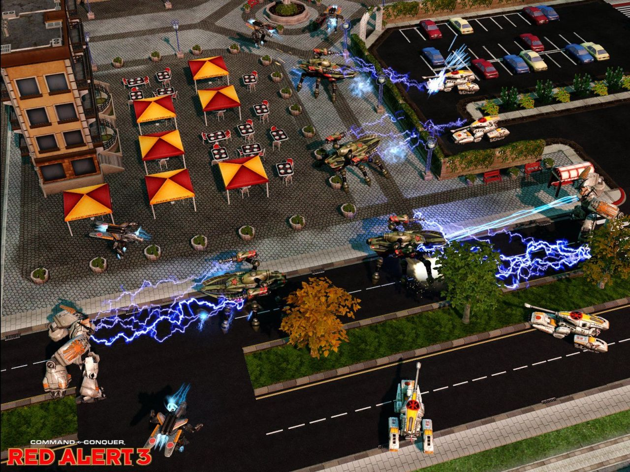 News: Red Alert 3 System Requirements Unveiled   MegaGames
