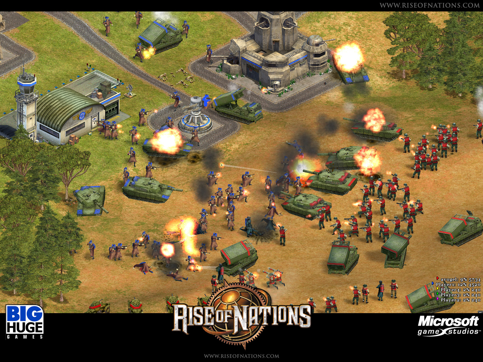How To Run Rise Of Nations In Widescreen Resolution In