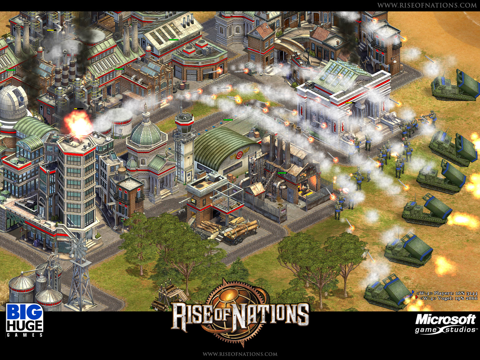 Game Fix / Crack: SKiDROW no CD Rise of Nations: Gold ...