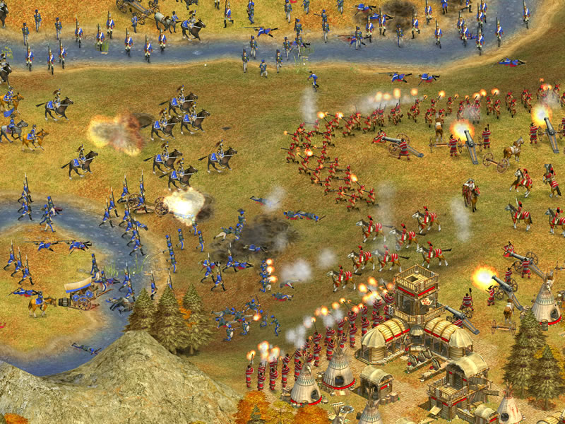 RISE OF NATIONS RISE OF LEGENDS 2
