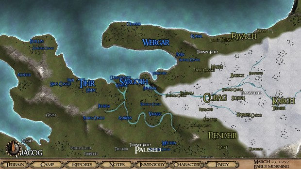 Game Mods Mount and Blade Warband Rage of War 3 0 Map Fix