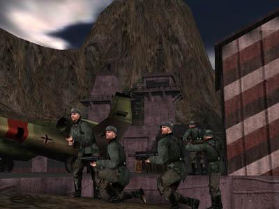 Game Patches: Return To Castle Wolfenstein v1 32 | MegaGames