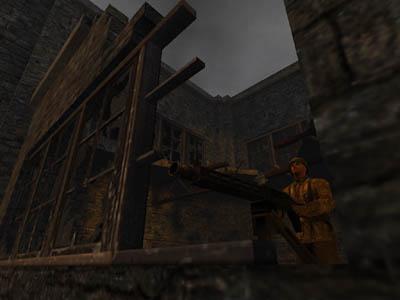 Game Patches: Return to Castle Wolfenstein 1 32 - 1 33