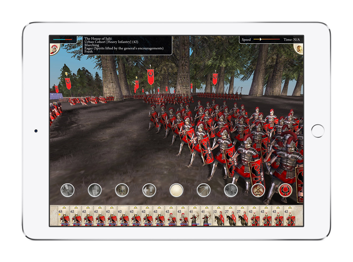 News: Rome: Total War Is Coming To iPad With Upgraded ...
