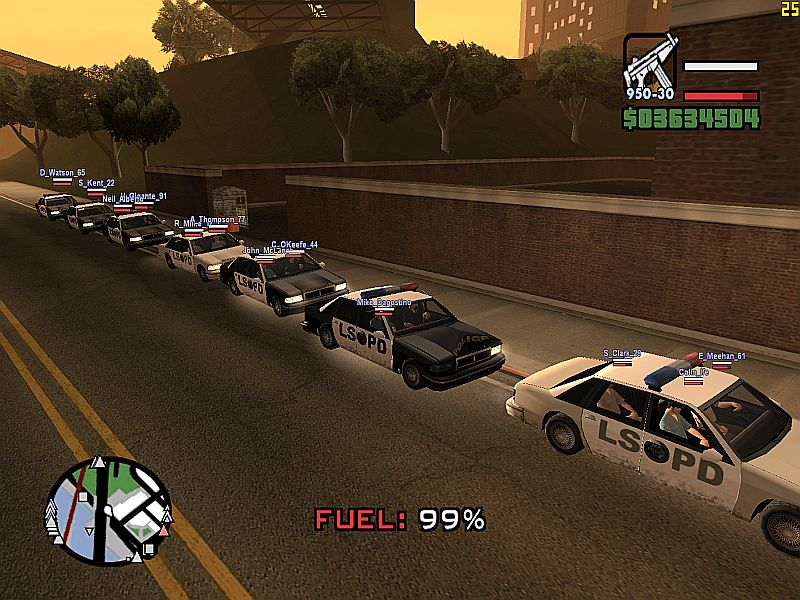 san andreas multiplayer 0.2.2