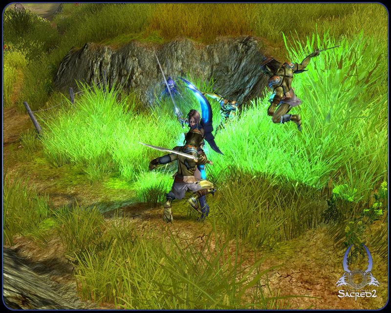 Sacred 2: Fallen Angel screenshot, 1230 views
