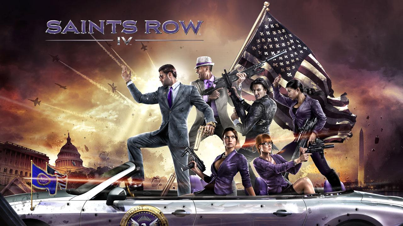 News: Saints Row 4 Banned In Australia Despite The New R18
