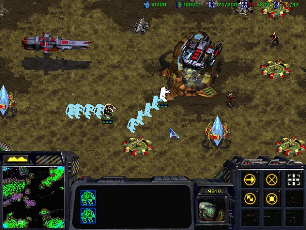 Game Mods: StarCraft - StarCraft: Empires War v0 6 | MegaGames