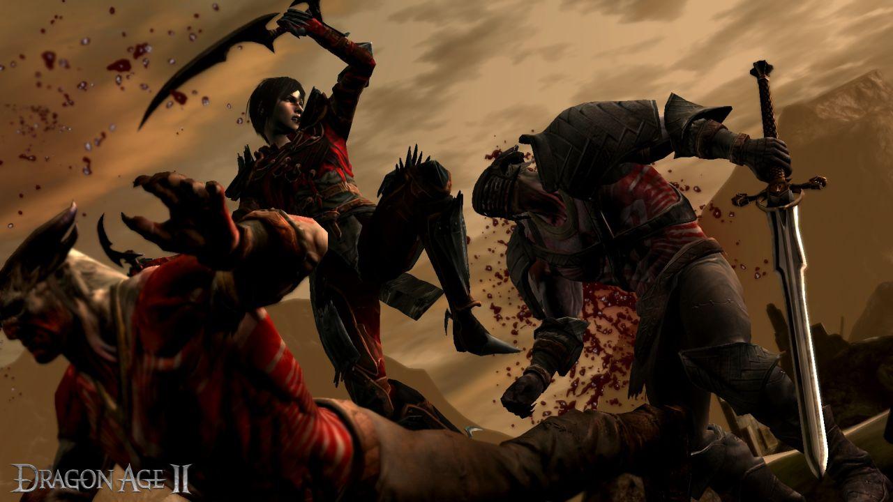 Dragon Age Bioware Video Games Rpg Fantasy Art: News: BioWare Announces Dragon Age 3: Inquisition