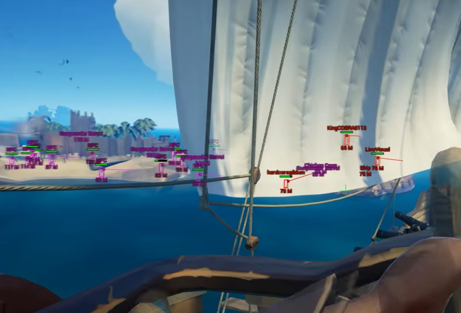 Twitch Streamer Becomes Sea of Thieves' First 'Pirate Legend'