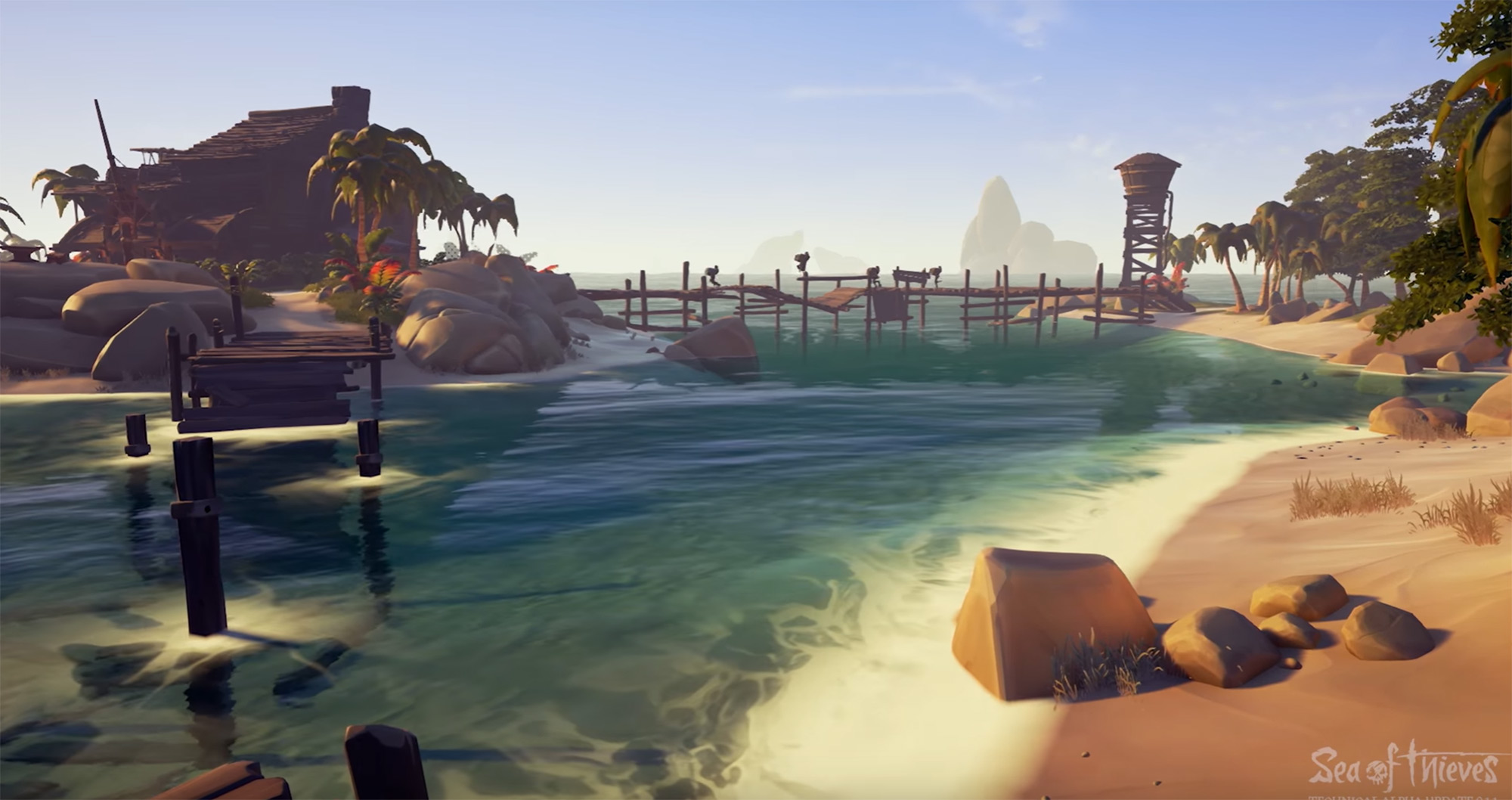 News Skeletons And New Islands Appear In Sea Of Thieves