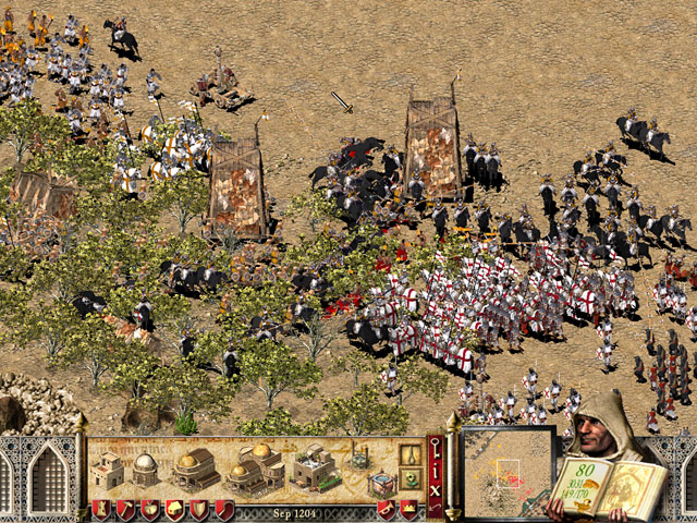 stronghold crusader cheats that work