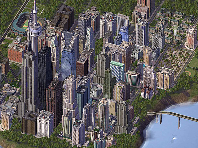 Game Patches: SimCity 4 Retail Patch v1.0.272.0 [US ...