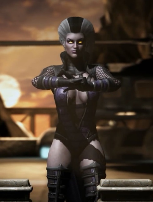Game Mods: Mortal Kombat X NPC Unlocker - Sindel Mod | MegaGames