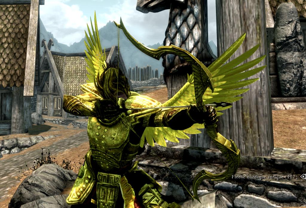 Craft Glass Armor Skyrim
