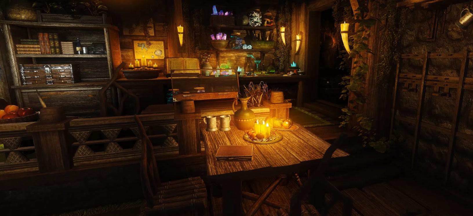 News: Reshade ray tracing makes Skyrim look like new   MegaGames