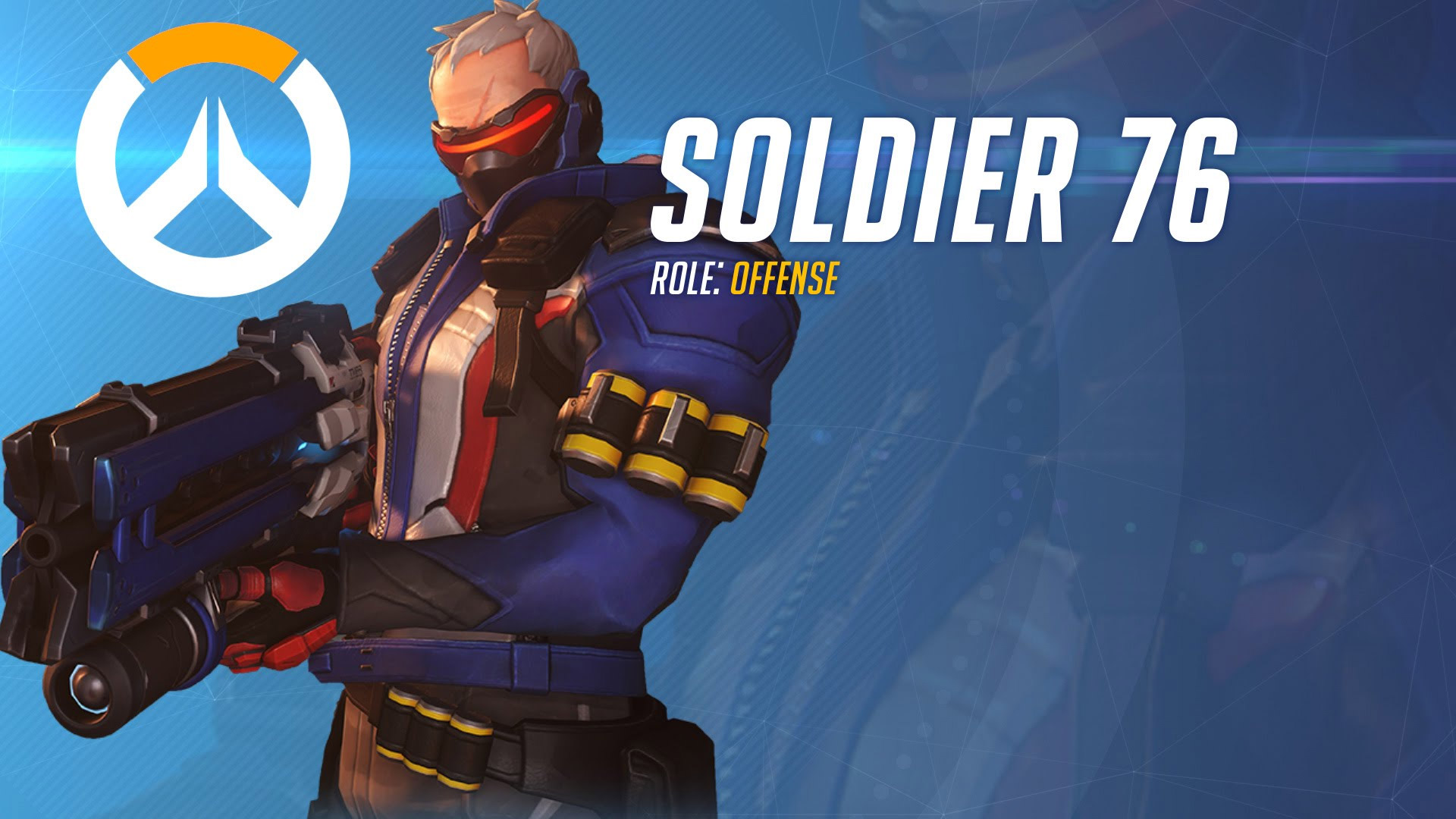 News: Overwatch's final animated short shows off Soldier 76