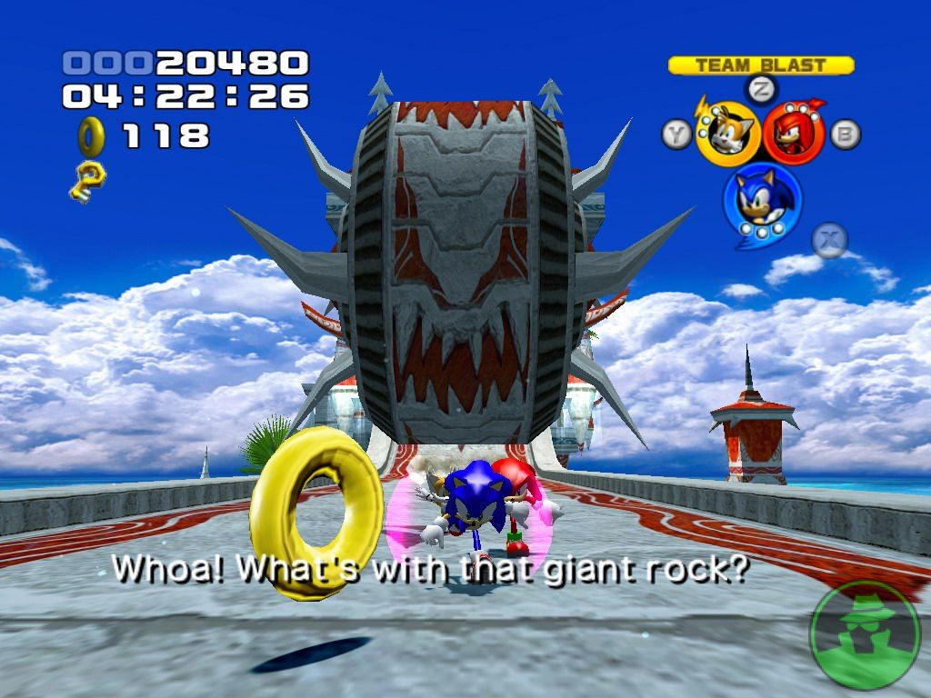 Sonic Heroes Pc Demo