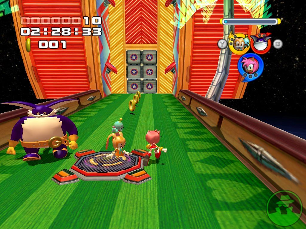 sonic heroes trial version free download