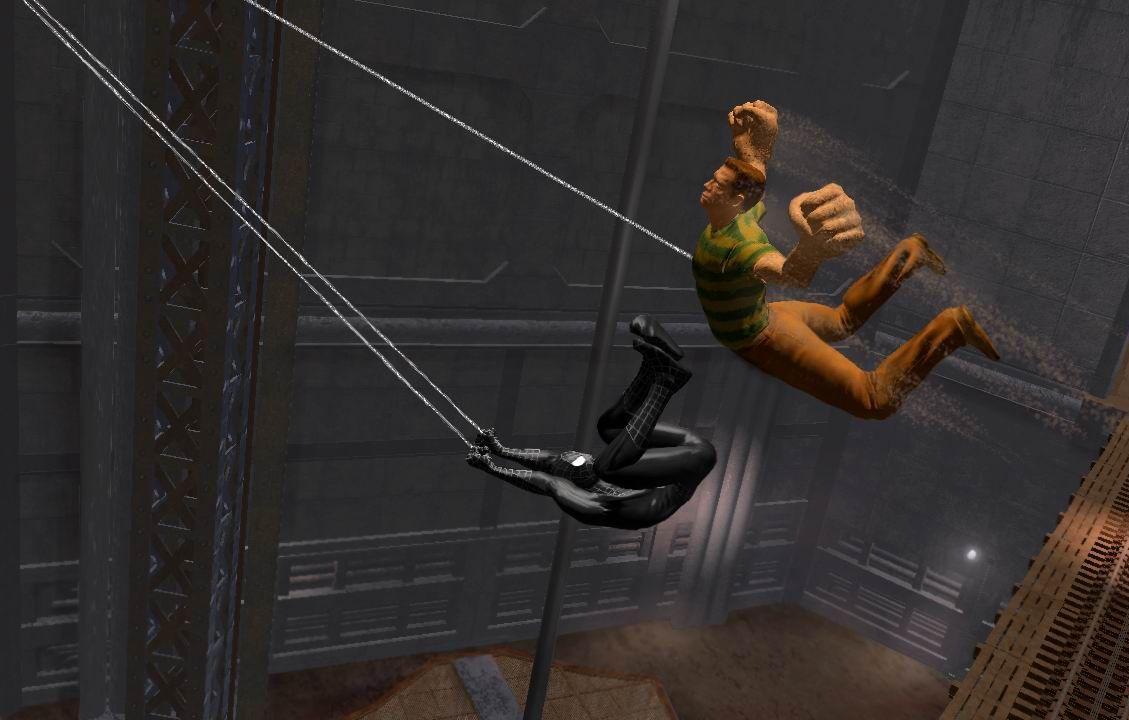 giant sandman spiderman 3 - photo #38