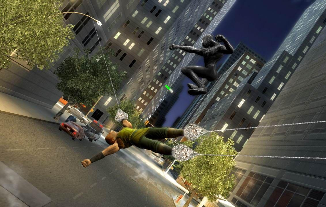 Video / Trailer: Spider-Man 3 Sandman Trailer | MegaGames